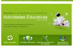 Educaplay, plataforma de creación de actividades online