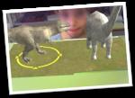 Dinosaurios en tu mano con realidad aumentada