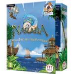 Naraba world. Un mundo virtual para jugar y aprender.