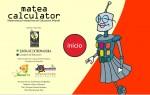 Matea Calculator. Matemáticas interactivas para ed.infantil